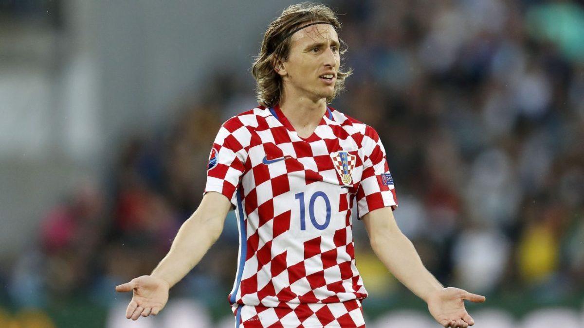 luca modric horvaatia