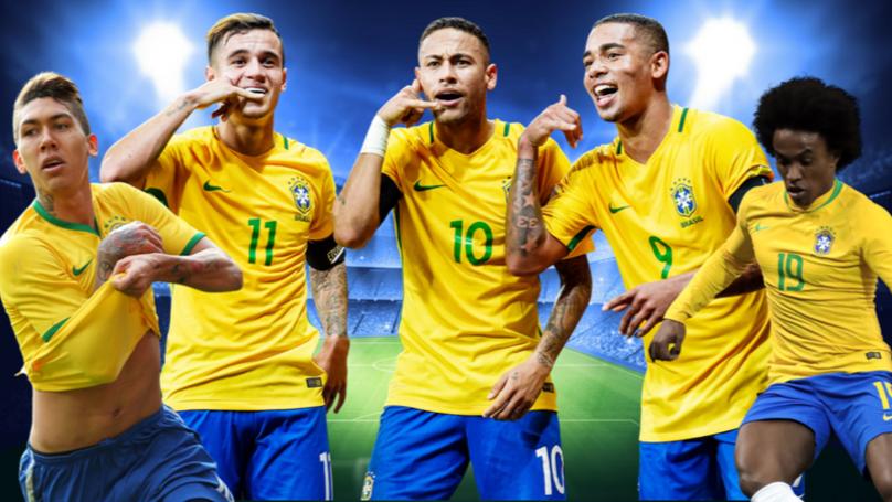 Brasiilia avaldas oma MM-ile sõitva koondise nimekirja