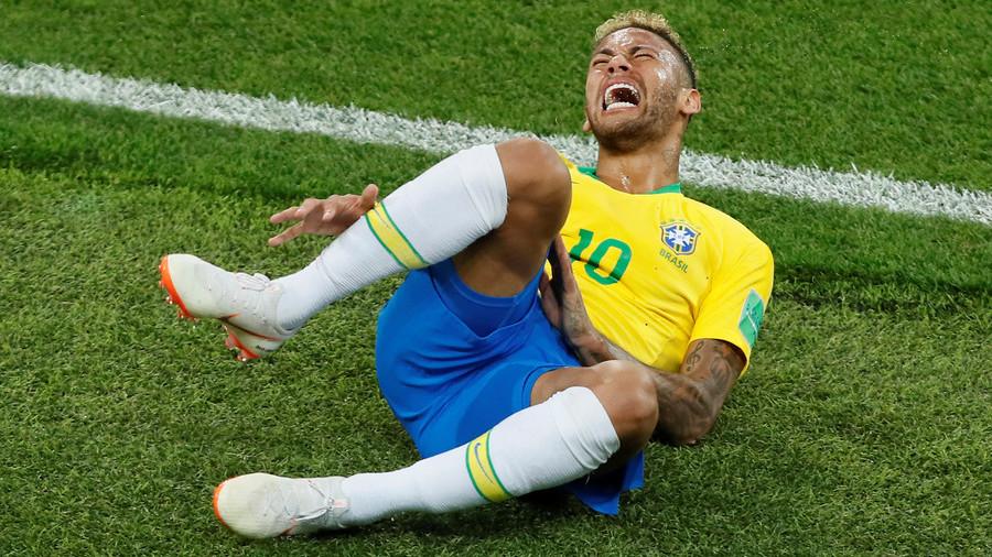 Neymar on konkurentsitult käesoleva MM-i rapituim mängija